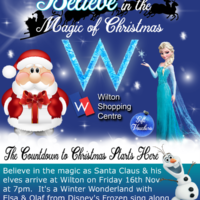 Santa's coming to Wilton SC